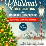 Christmas Tree Lighting November 29th - 5pm