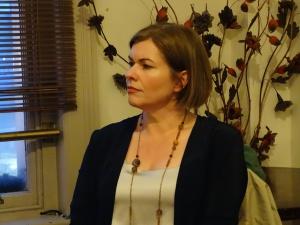 MC, Alison O'Connor
