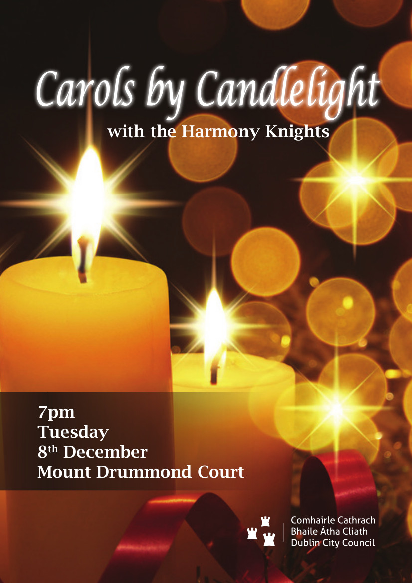 Mount Drummond Carols by Candlelight 2015